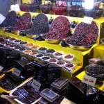 Dried Fruits (some sour, some sweet, all delicious)