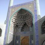 Mosque in Esfahan