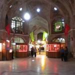 Bazaar in Tabriz